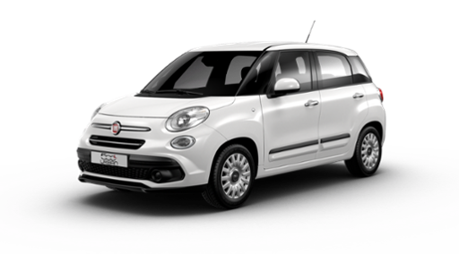 fiat 500l rent car beretta. Black Bedroom Furniture Sets. Home Design Ideas